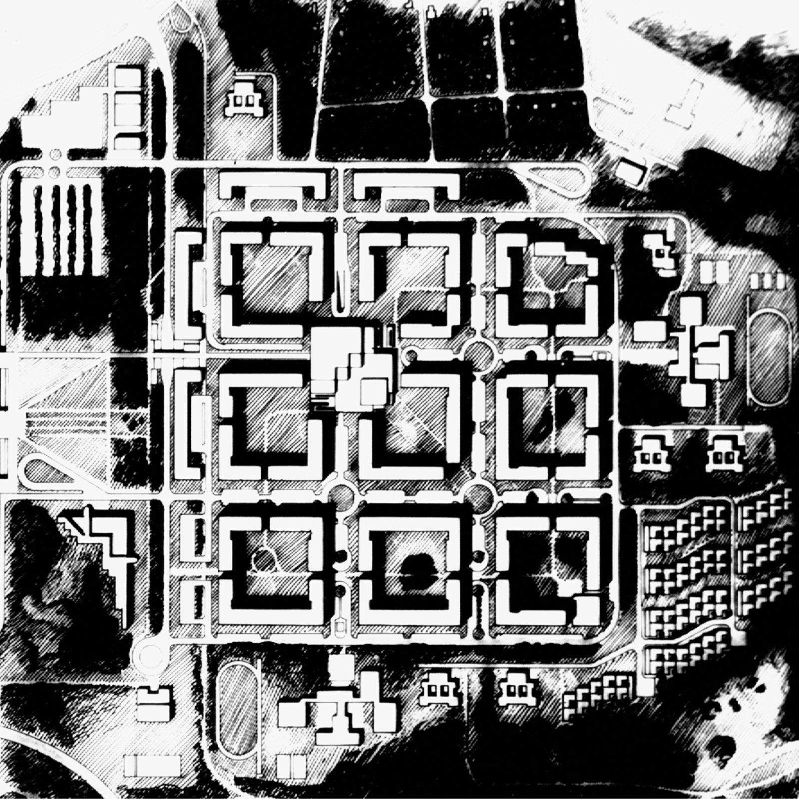 Sídliště Velká Ohrada, projekt a začátek realizace 1978