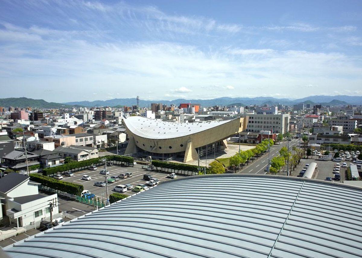 Kenzo Tange Sports Hall