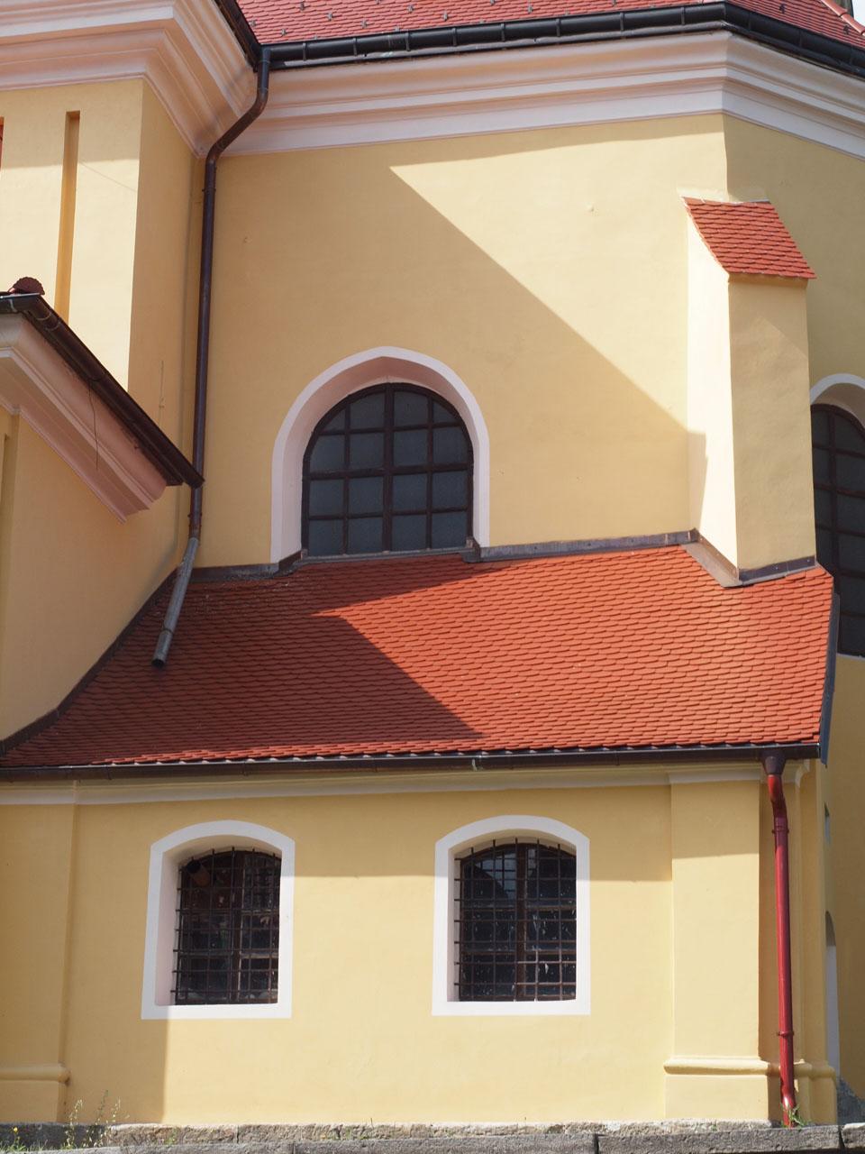 Rekonstrukce kostela sv. Anny ve Verneřicích