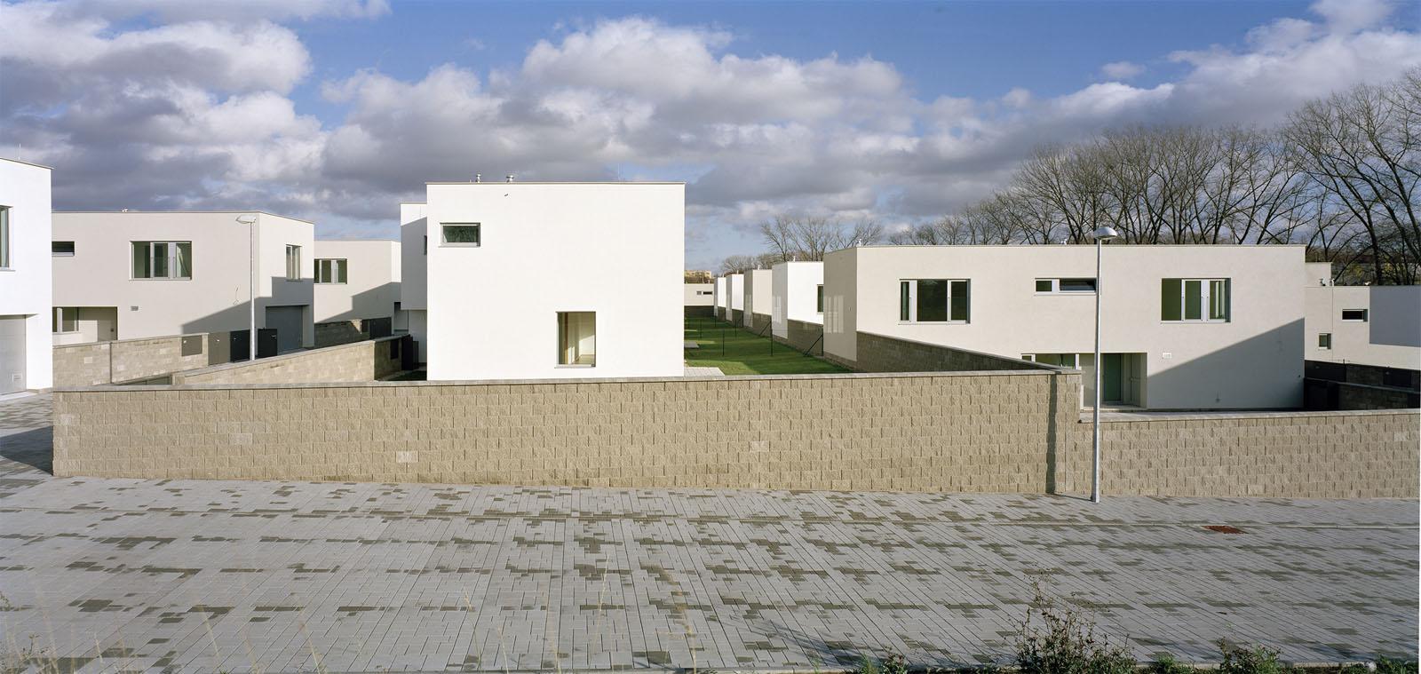 A.LT Architekti-obytný komplex Unhošť