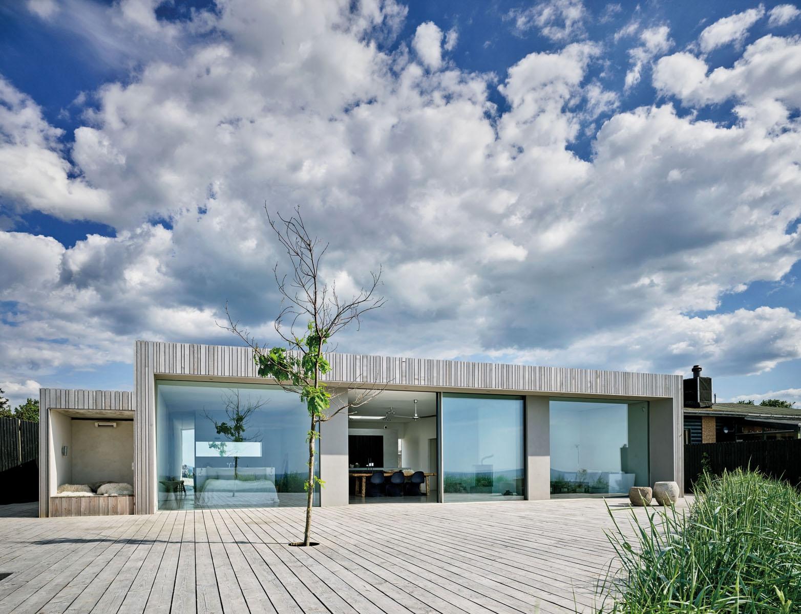 Birgitte Bruun - prázdninový dům