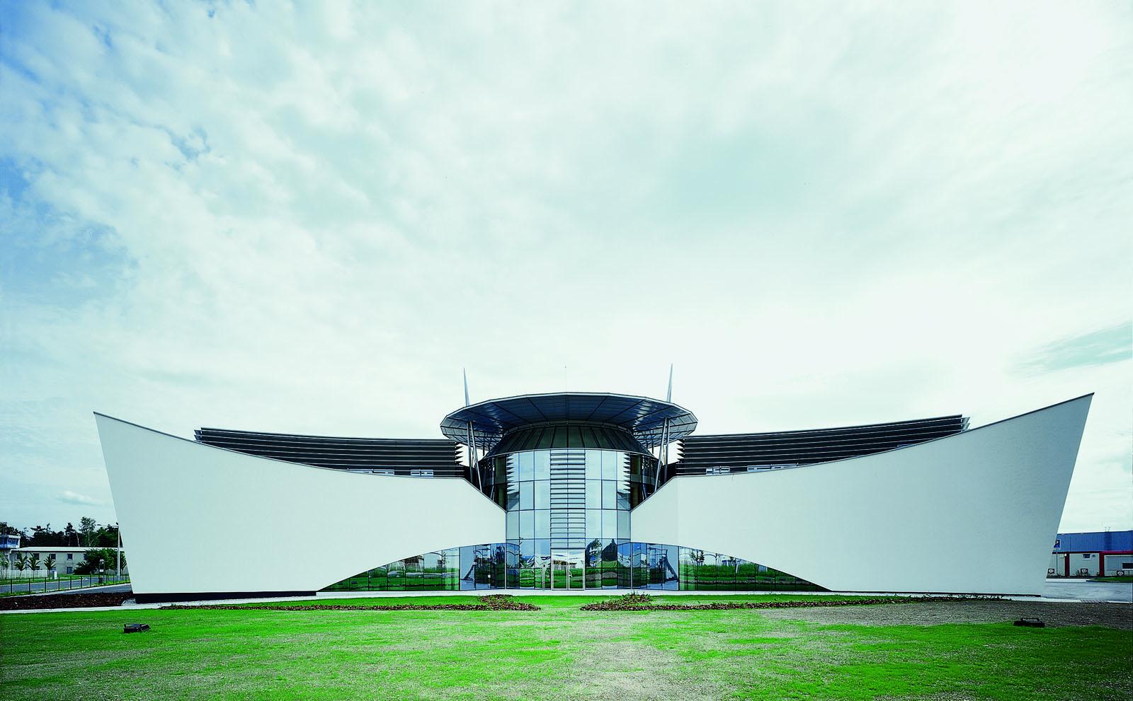 Jan Soukup - továrna na výrobu teleskopických jeřábů