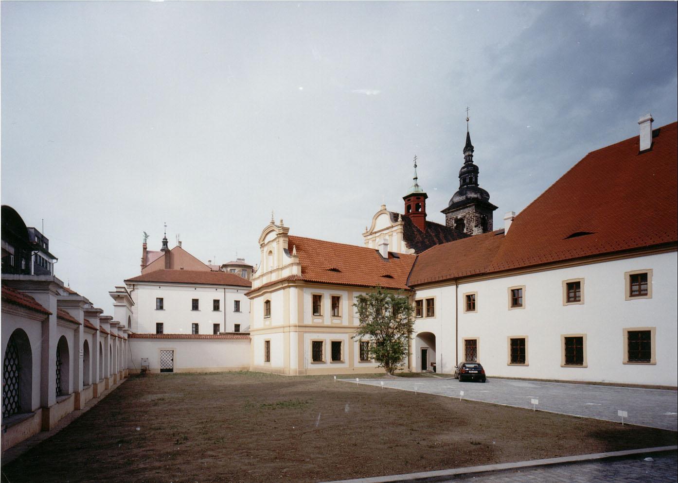 Jan Soukup - Františkánský klášter