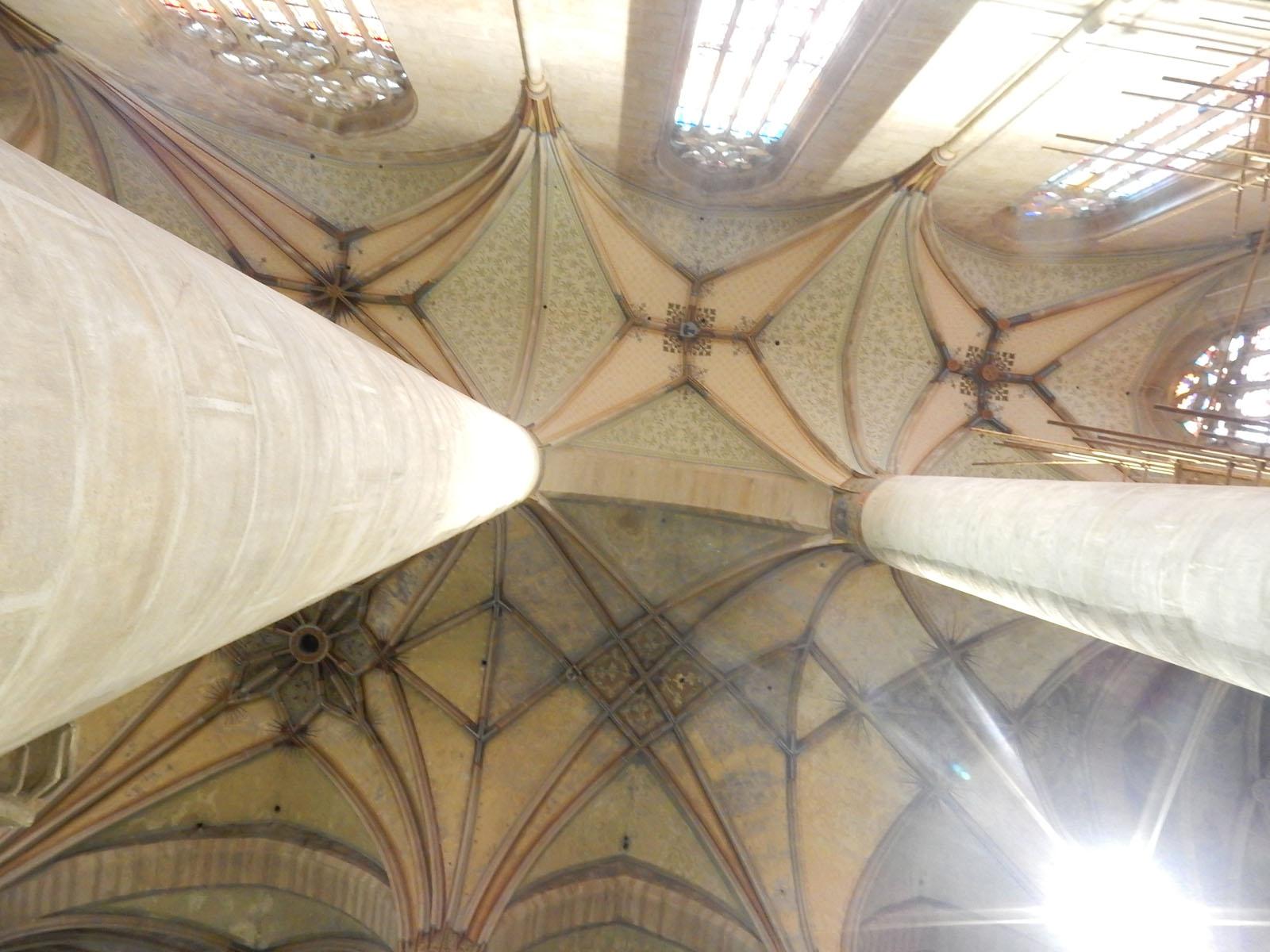Jan Soukup - rekonstrukce kostela Sv. Bartoloměje