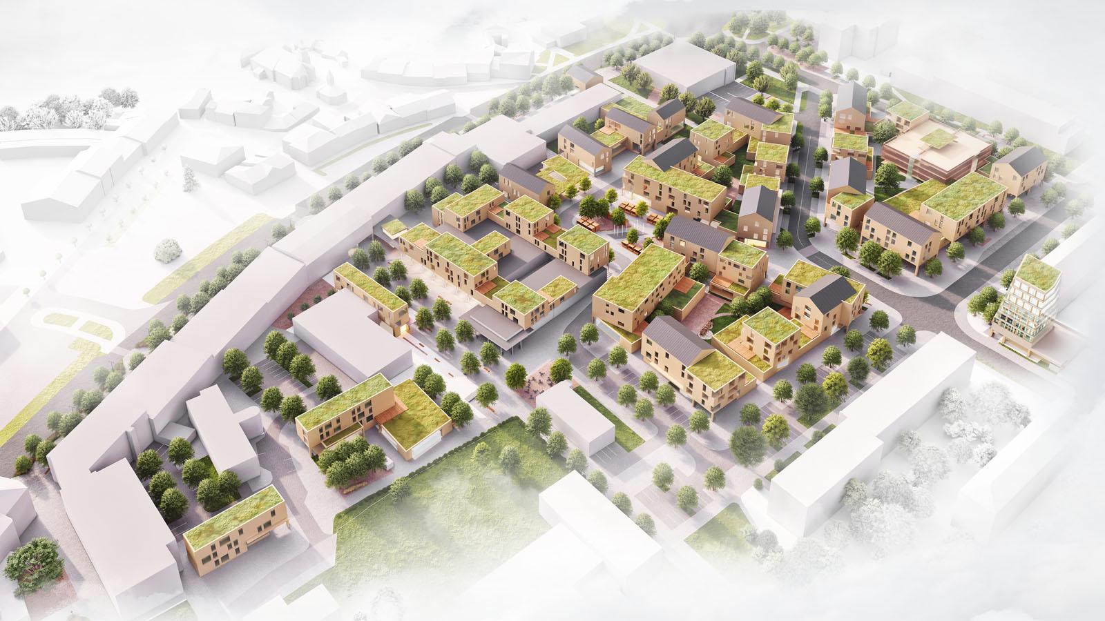 Revitalizace města Žďár nad Sázavou, MS Plan