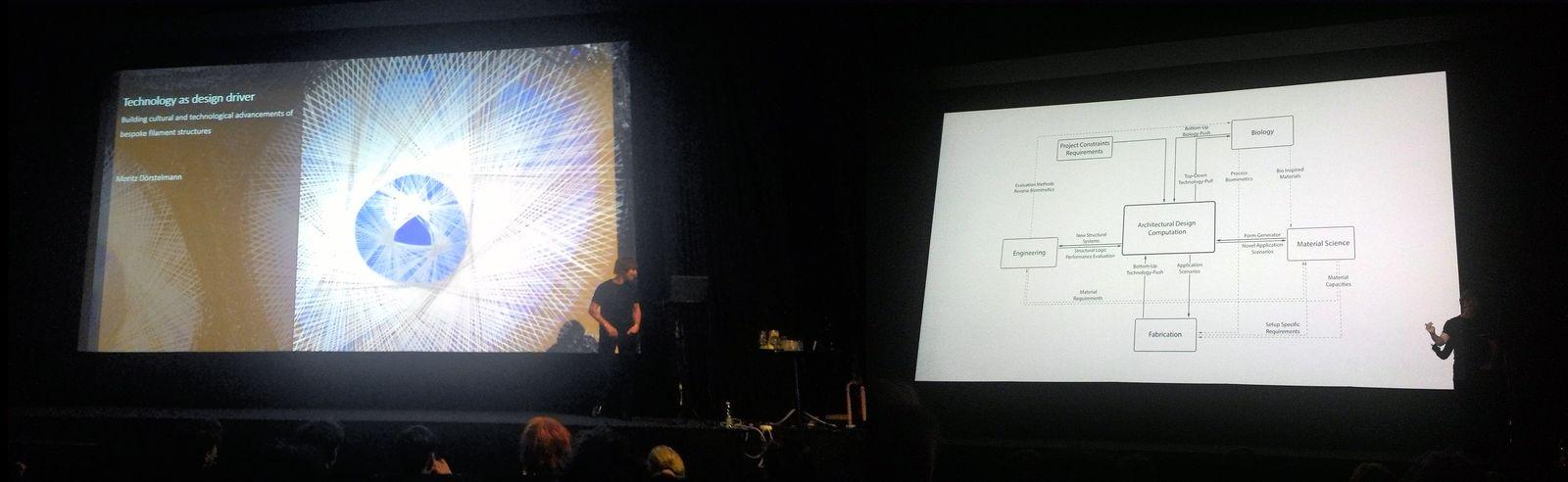 Moritz Dorstelmann/FIbR GmbH presentation