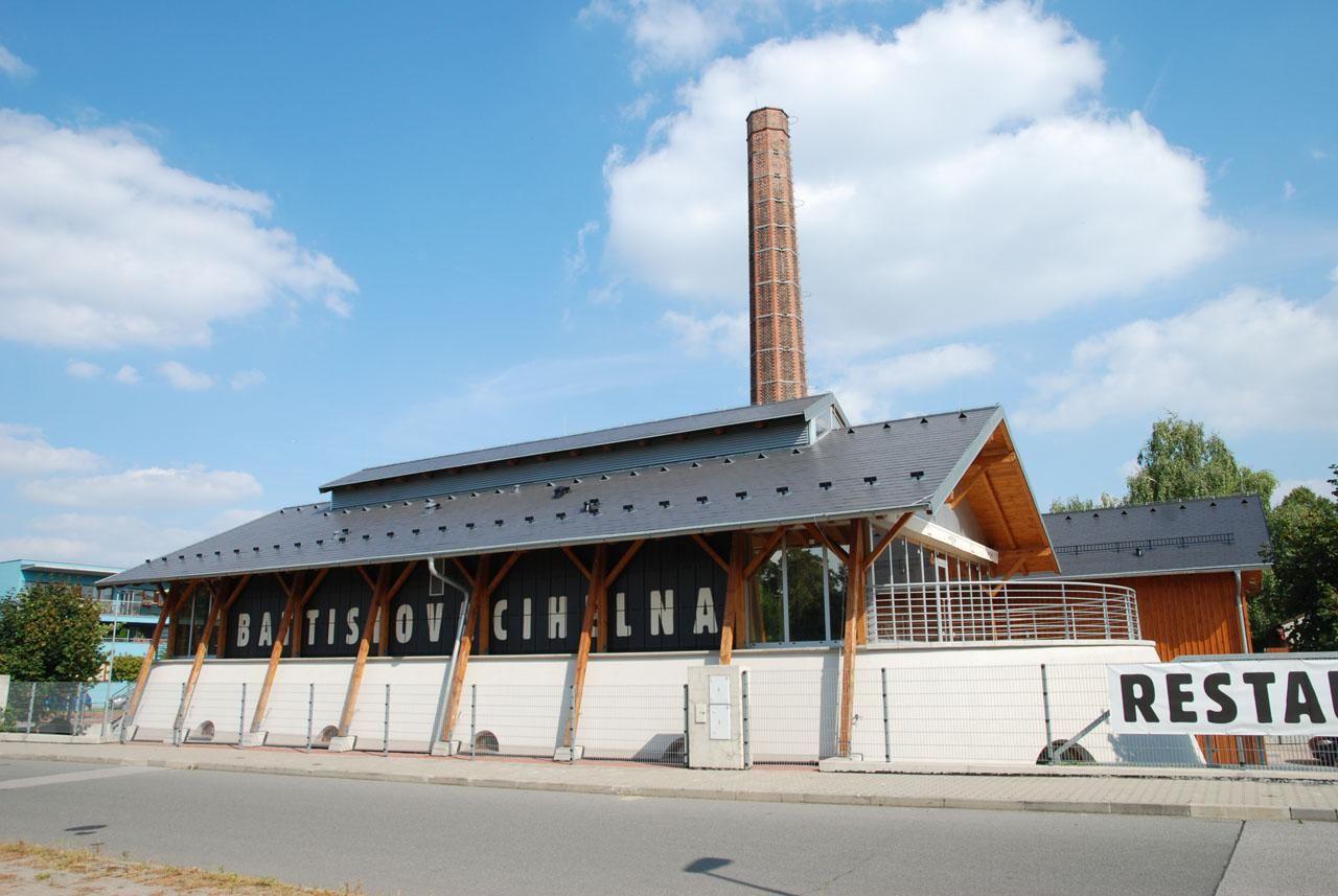 Atelier Krátký - Battistova cihelna s náměstím a parkem - foto © archiv spol. Cembrit