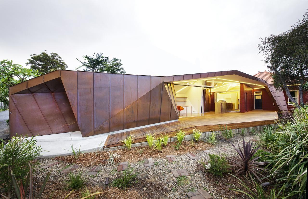 Archiv Balmain - innovarchi architects - exteriér - foto © John Gollings