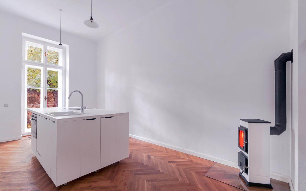 Echorost architekti, byt na Smíchově - foto © Benedikt Markel