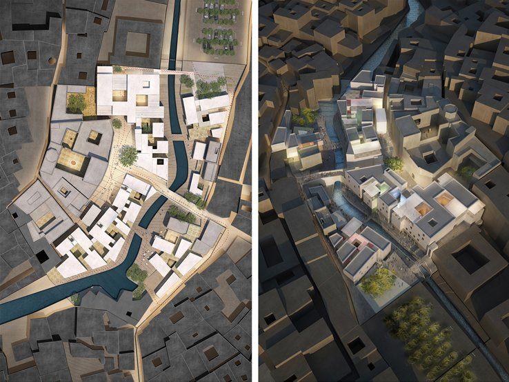 Revitalizace okolí Place Lalla Yeddouna, Michel Mossessian © Holcim Awards