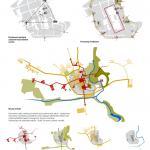 Revitalizace Masarykova náměstí v Jihlavě, struny širšího města, MCA atelier, s.r.o.