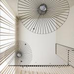 Rekonstrukce mezonetového bytu v Bratislavě, LANG BENEDEK ASSOCIATED ARCHITECTS © Studio Flusser