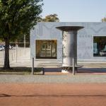 Obecní dům a radnice v Ďáblicích, A.LT Architekti © Tomáš Balej