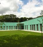 Architectures Chabenes & Scott - budova studentských služeb - celkový pohled - foto © Architectures Chabenes & Scott