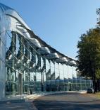 Atelier 8000 - Pavilon T - Pavilon T na výstavišti v Českých Budějovicích - foto © Atelier 8000