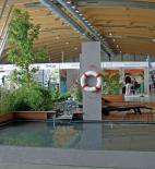 Atelier 8000 - Pavilon T - Interiér výstavního pavilonu - foto © Atelier 8000