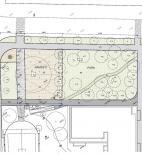 Atelier Krátký - Battistova cihelna s náměstím a parkem - situace © Atelier Krátký