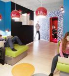Rosan Bosch - Bornholms Efterskole - foto interiéru © Kim Wendt