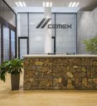 atelier Povětroň, Martin Chlanda, Michal Rouha - interiér kancelářských prostor společnosti CEMEX - foto © atelier Povětroň