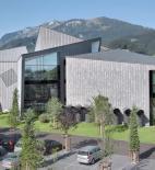 Davide Macullo - Administrativní budova - Oberriet - foto exteriéru © Pino Musi, IT-Mailand