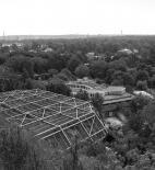 Echorost architekti - Návrh na pavilon Amazonie pražské Zoo - schéma konstrukce - © Echorost architekti