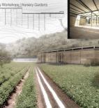 Ekologické výukové a rekreační centrum Banderilla - zemědělské zázemí - foto © Holcim Foundation