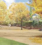 Rusina Frei architekti – Nábřeží Loučné v Litomyšli, park // 1. místo – foto © archiv autorů