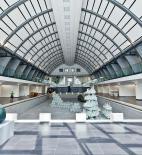 Kolektiv autorů - Rekonstrukce městské plovárny Kunsthalle - interiér - foto © Ľubo Stacho
