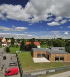Projektový ateliér DAVID s.r.o. - Mateřská škola v Raspenavě - foto exteriéru © Jan Čížek