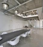 interiér modulární kanceláře Sanibell, foto © P. Kamp (RoosRos Architects)
