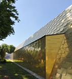 Walbrunn Architekten - Muzeum Erding - foto © Peter Franck