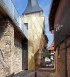 Gnädinger Architekten - Muzeum historické střelby, Duderstadt - foto exteriéru © Markus Hattwig