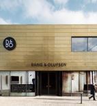 Obchod Bang & Olufsen, Herning - foto © KME