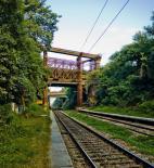 Urbanistická obnova železničního okruhu v Novém Dillí - současný stav - foto © Holcim Foundation