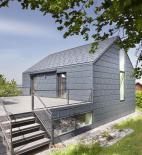 OK PLAN ARCHITECTS - Luděk Rýzner, František Čekal, Přístavba rodinného domu v Lipnici nad Sázavou - foto © Jaroslav Hejzlar