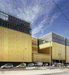 gautier+conquet architects et paysagistes, Regionální archiv, Lyon - foto © Renaud Araud