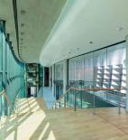 Gabriele Glöckler, ZSP Architekten - rozšíření Německé národní knihovny, Lipsko - foto interiéru © Klaus-D. Sonntag, Leipzig/© SIB, Leipzig/DNB Leipzig