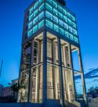 Studio Zlamal - Blanka Zlamalová - Silo Tower - foto exteriéru © Studio Zlamal