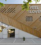 EXPO 2015, Slovinský pavilon - foto © SoNo Arhitekti
