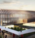 b720 Arquitectos, EXPO 2015, Španělský pavilon - vizualizace