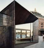 Marge Architekter - Trajektové terminály - Stockholm - foto © Johan Fowelin