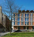 Bennetts Associates - Vysoká škola St Antony - Oxford - foto © Hufton + Crow