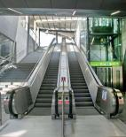 Zechner & Zechner - Hlavná stanica Graz - eskalátory - foto © Zechner & Zechner ZT GmbH
