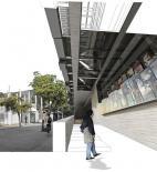 Vstupní rampa do budovy. - foto © Holcim Foundation