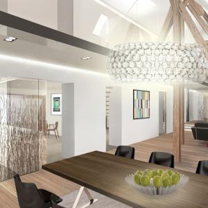 ASGK Design, Podkrovní apartmá Josefov, vizualizace - foto © archiv autorů
