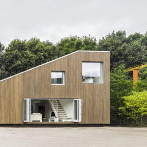 Arcgency, WFH House – foto © Jens Markus Lindhe