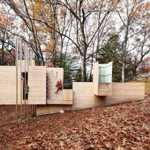 Prolézačka Five Fields, Matter Design & FR|SCH Projects © Brandon Clifford