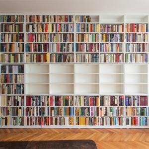 Markéta Zdebská, Knihovna pro spisovatele - foto © Rostislav Zapletal