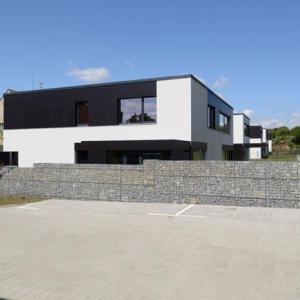 Schindler Seko Architects, Zátiší Lysolaje - foto © Ondřej Polák